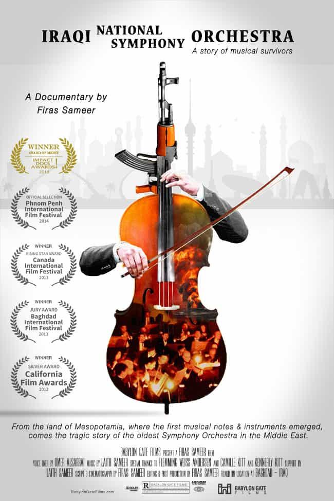 Iraqi National Symphony Orchestra INSO 2018